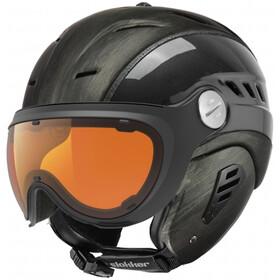 Slokker Bakka Polar-Photocrom Helmet wood black